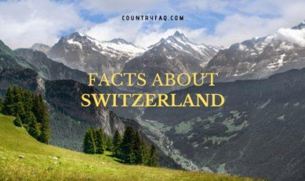Interesting Switzerland Facts