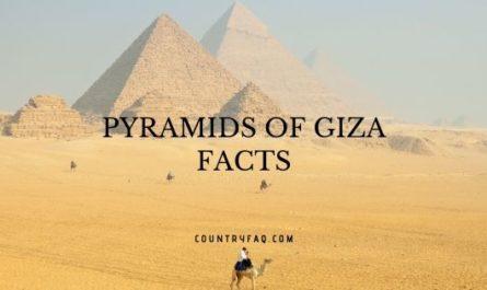 great pyramid of giza facts