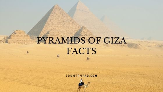 26 Interesting Great Pyramid of Giza Facts