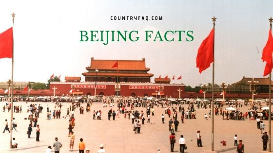 13 Interesting Beijing Facts Everyone Must Know