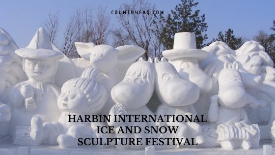 16 Facts – Harbin International Ice and Snow Sculpture Festival