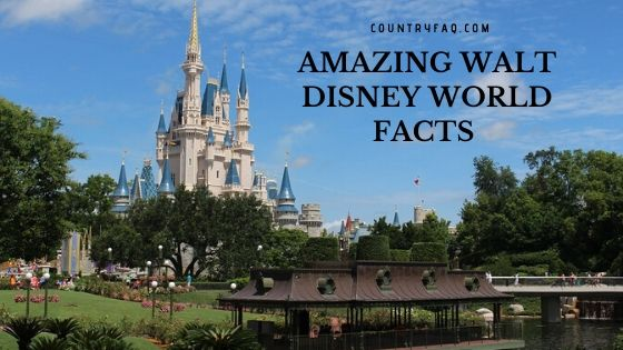 40 Amazing Walt Disney World Facts for Fans