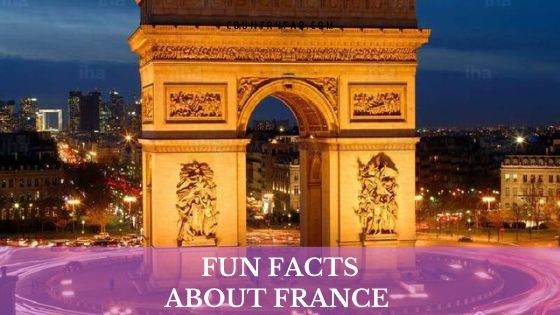 100 Fun Facts About France One Should Know