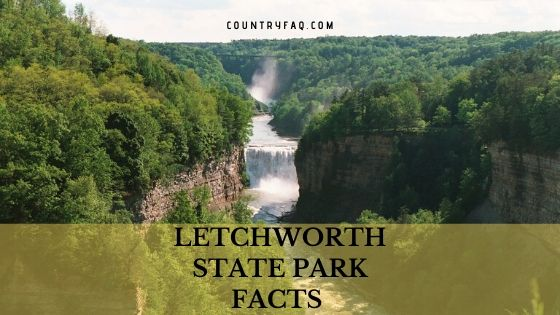 15 Facts About Letchworth State Park, NY
