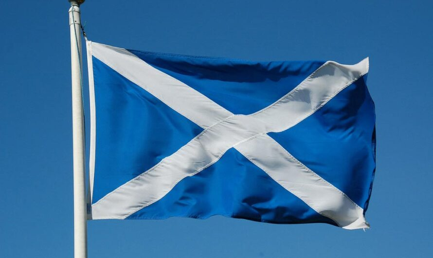 30 Interesting Facts About the Flag Of Scotland