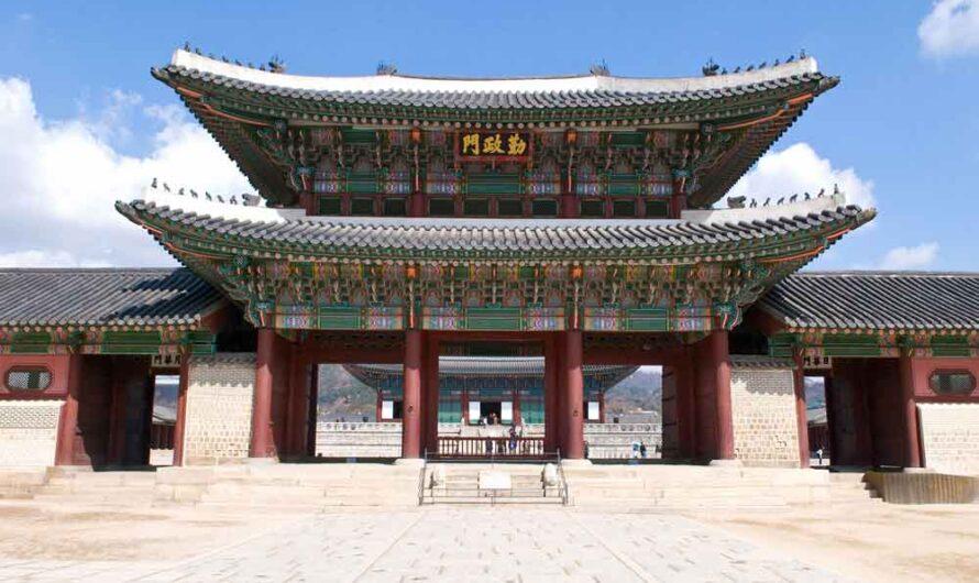 33 Gyeongbokgung Palace South Korea Interesting Fun Facts