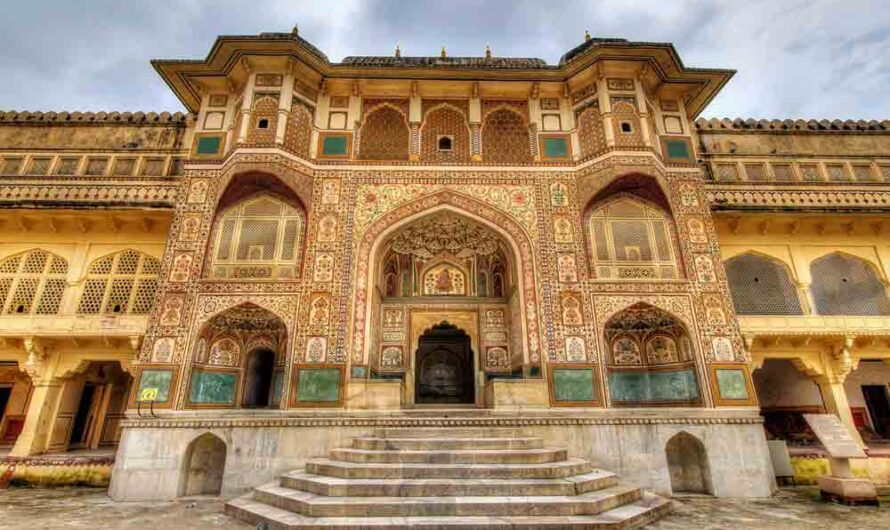 66 Interesting Facts – Amer Fort – Amber Fort – Rajasthan India