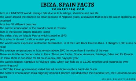 ibiza facts fun facts about ibiza interesting facts about ibiza