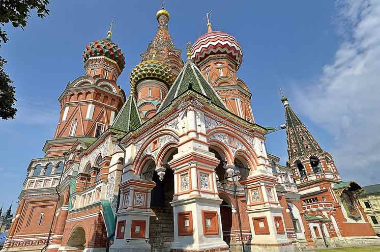 100 Interesting Facts about Russia – Past to Present
