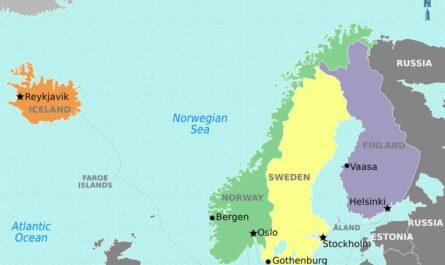 List of Mainland Scandinavian countries scandinavian countries flags