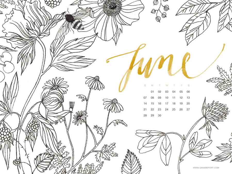 National Days in June