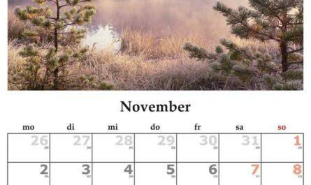 National Days in november