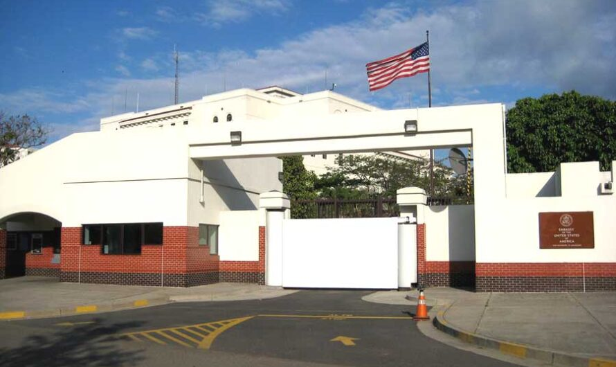 United States Embassies and Consulates – List with Link