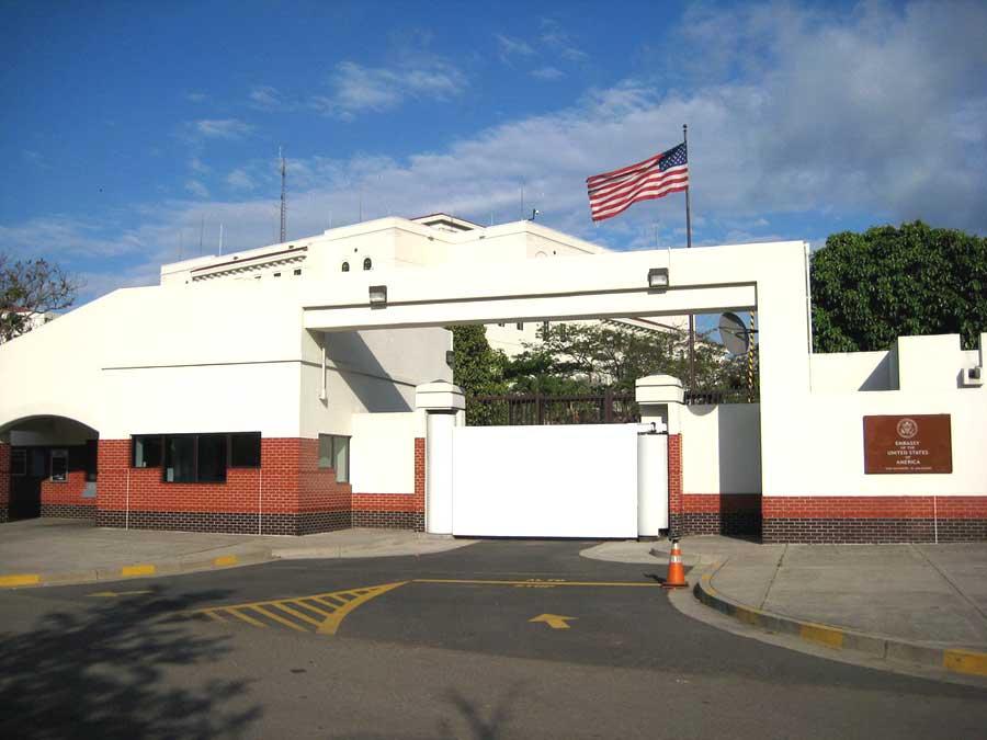 United States Embassies