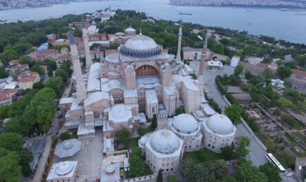 hagia sophia facts