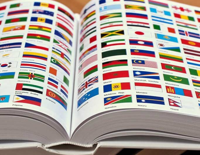 Names of Countries Flags – Flags of the World with Names