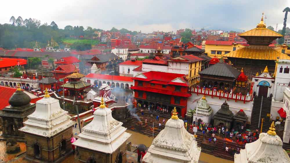 Pashupatinath Temple facts